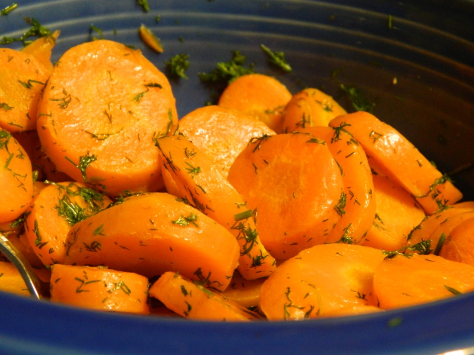 Lemon Dill Carrots